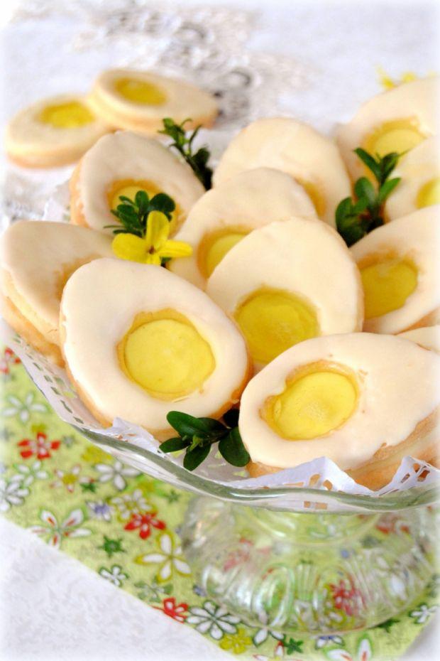 Ciasteczka – jajeczka