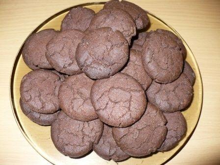 Ciasteczka kakaowe