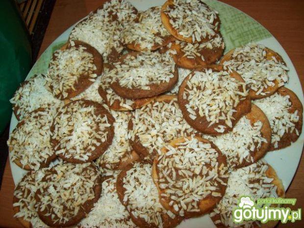 Ciasteczka kokosowe 2