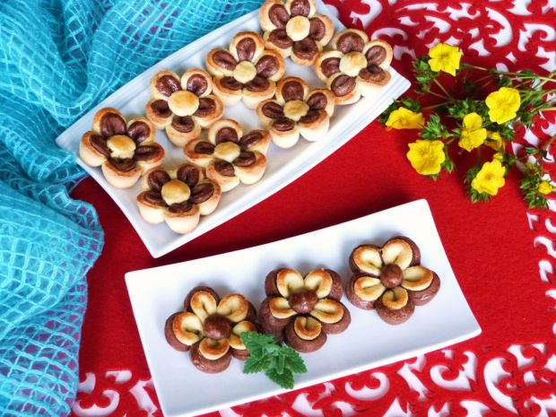 Ciasteczka kokosowo-kakaowe z kardamonem