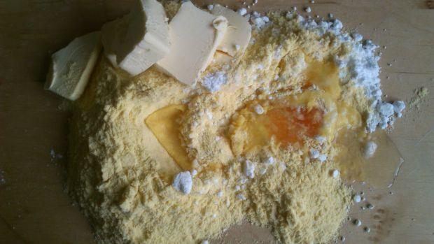 Ciasteczka kukurydziane
