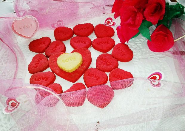 Ciasteczka LOVE