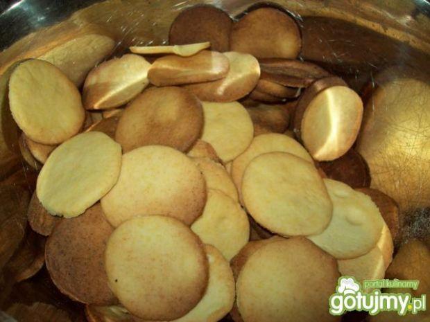 Ciasteczka migdałowe 2
