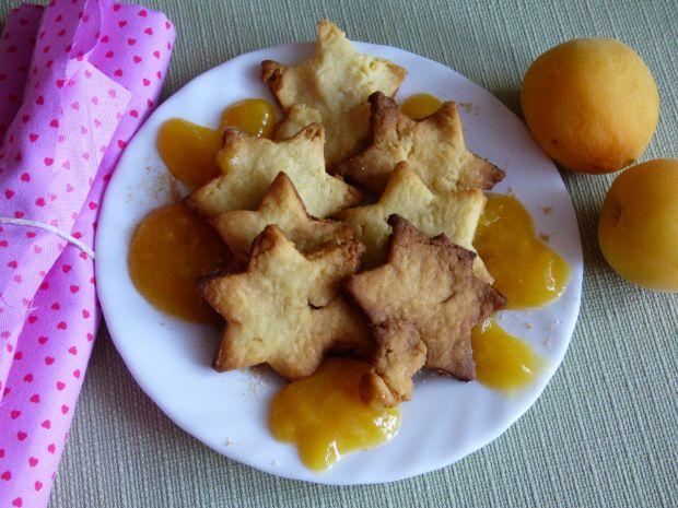 Ciasteczka na żółtkach