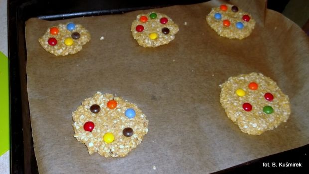 Ciasteczka owsiane