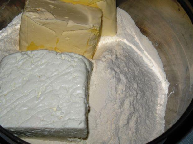 Ciasteczka serowe