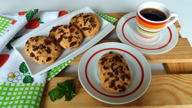 Ciasteczka śniadaniowe z nutką piernika