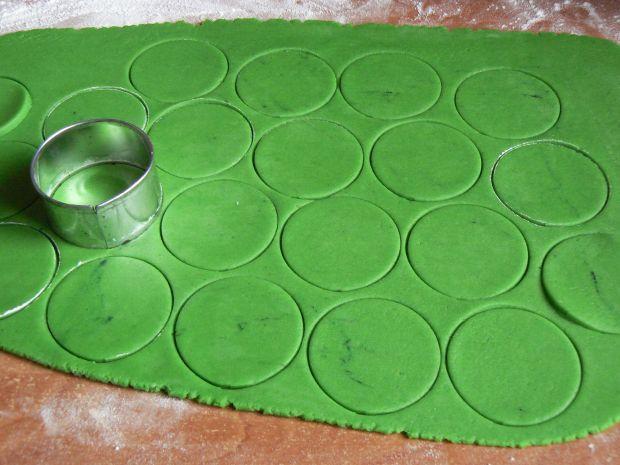 Ciasteczka waniliowe guziczki