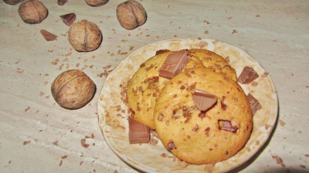 Ciasteczka z czekoladą