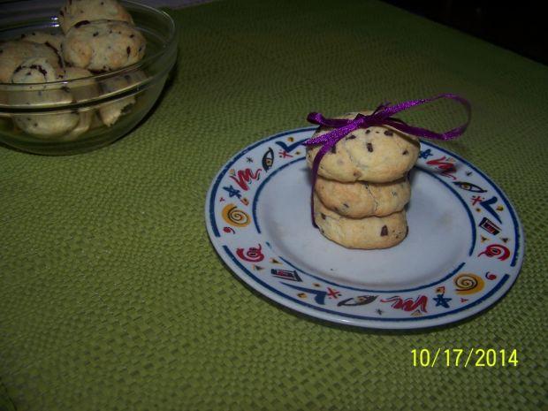 Ciasteczka z czekoladą- Chocolate crip cookies