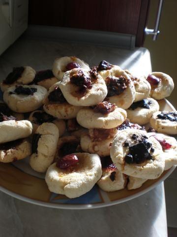 Ciasteczka z kaszką manną
