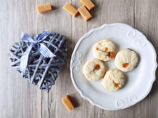 Ciasteczka z krówkami