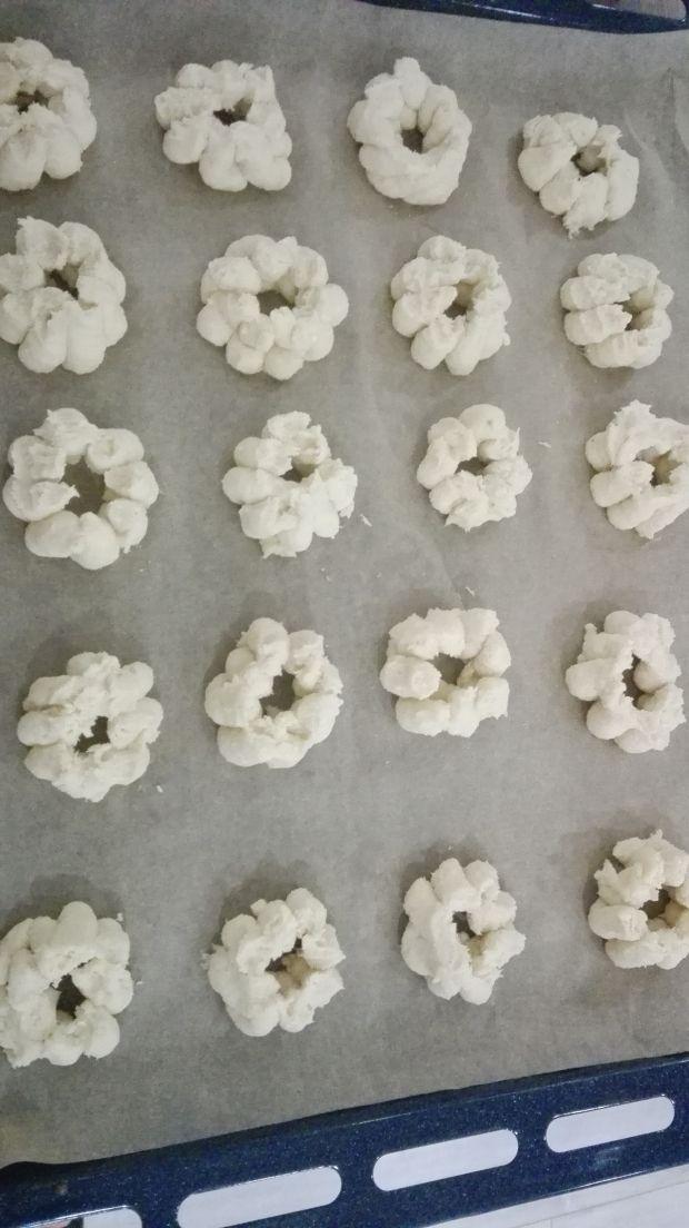 Ciasteczka z marmoladą z maszynki