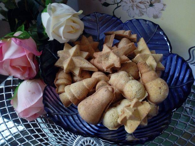 Ciasteczka z orzechów laskowych
