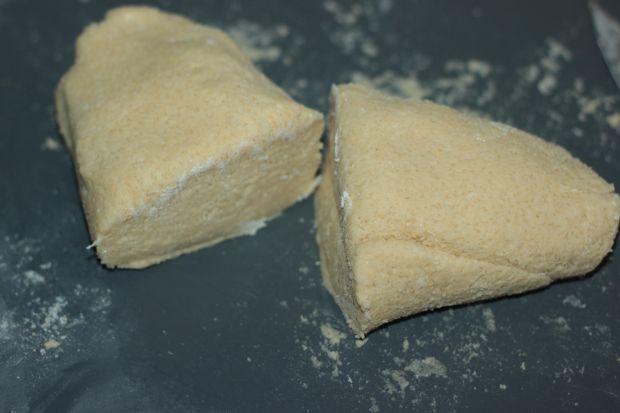 Ciastka guziki pół kruche