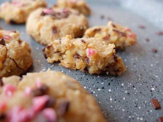 Ciastka z ciecierzycy (bez glutenu,dla diabetyków)