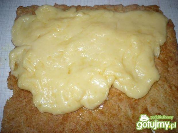 Ciastka z kremem