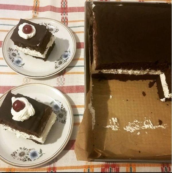 Domowe ciasto wuzetka