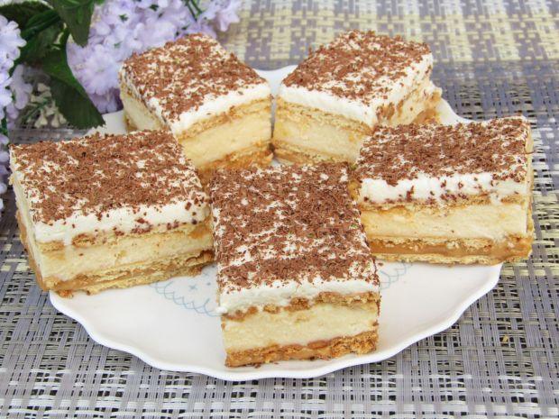 Przepis Ciasto 3 Bit Bez Pieczenia Przepis Gotujmy Pl