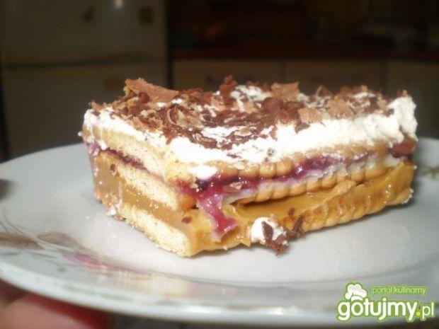 Przepis Ciasto 3 Bit Z Dzemem Z Czanej Porzeczki Przepis Gotujmy Pl