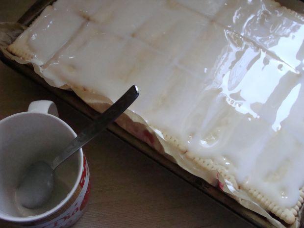 Ciasto agrestpowo-porzeczkowe