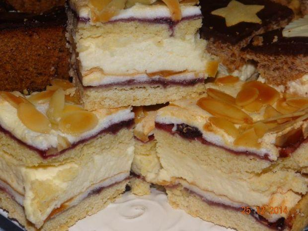 Ciasto ala Pani Walewska