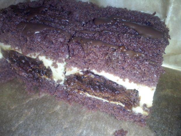 Ciasto alpejskie z dodatkiem pierników