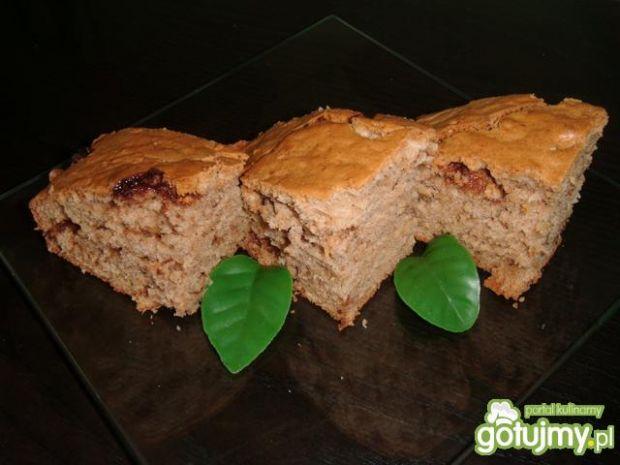 Ciasto bakaliowo - cynamonowy