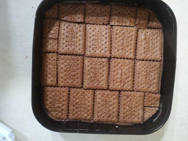 Ciasto bez pieczenia  Kukułeczka kuka