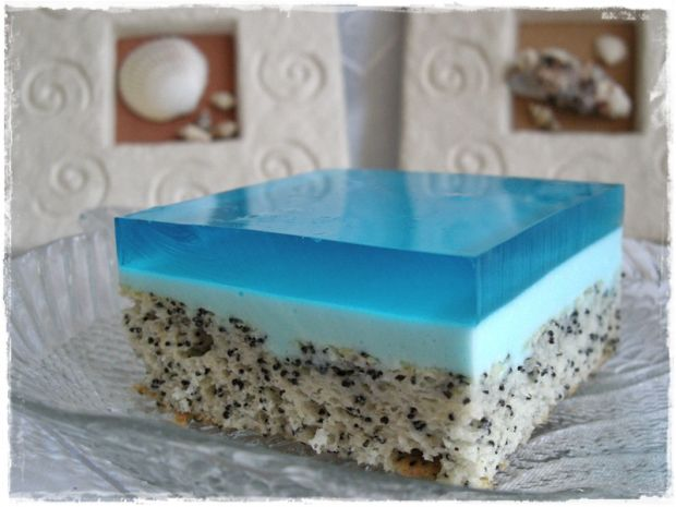 Ciasto Blekitna Laguna