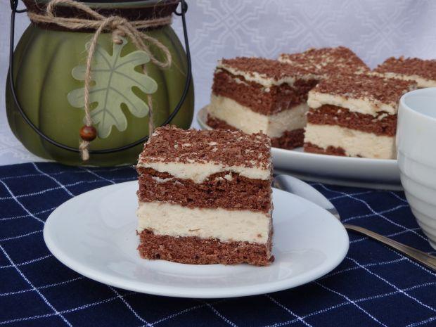 Ciasto chałwowiec