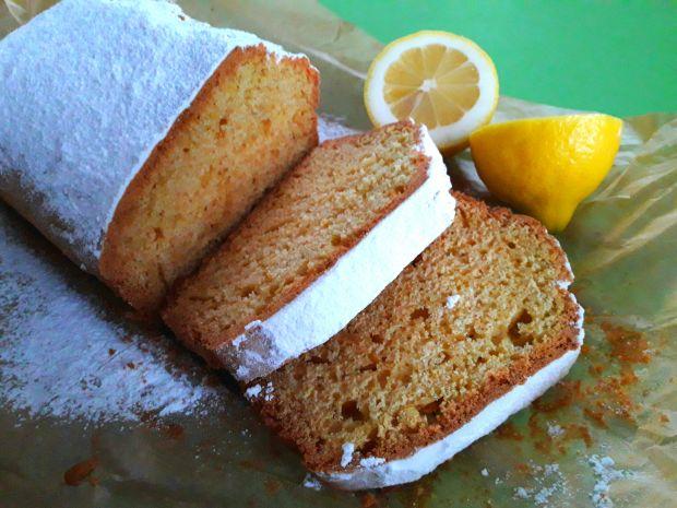 Ciasto cytrynowo-waniliowe