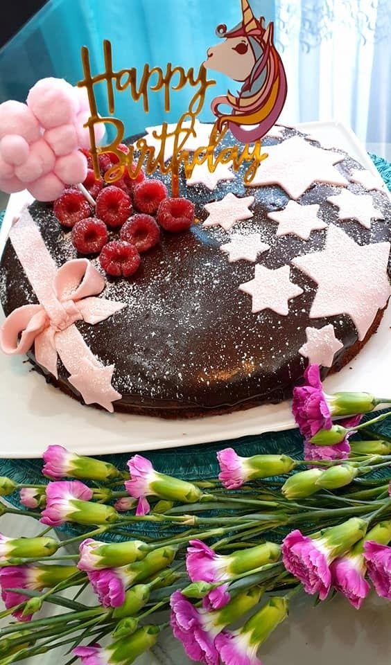 Ciasto czekoladowe bez laktozy