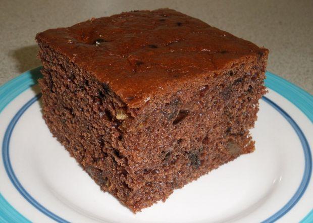 Ciasto czekoladowe na jogurcie