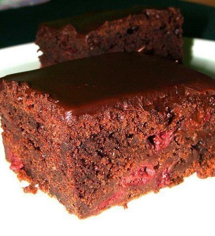 Ciasto czekoladowe z ganaszem