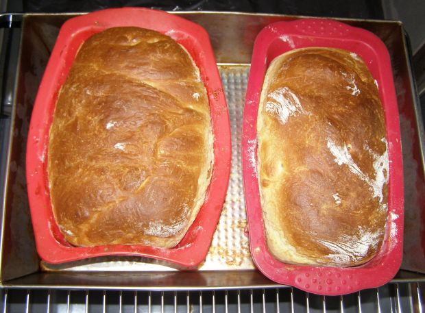 Ciasto drożdżowe a`la chałka