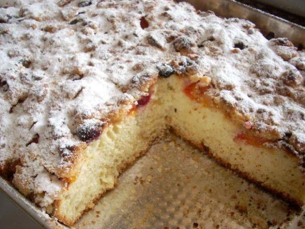 Ciasto drożdżowe bez wyrabiania!!!
