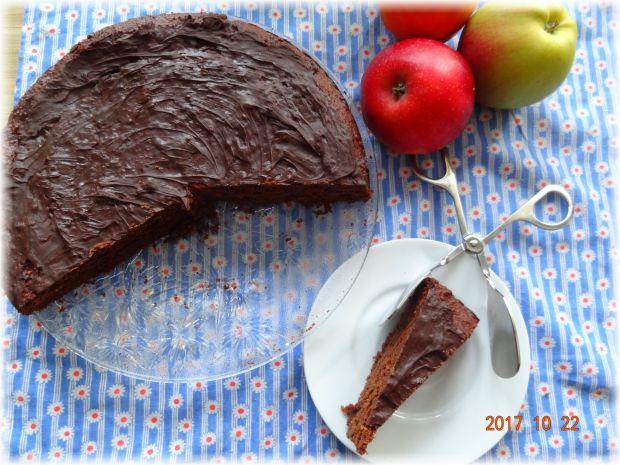 Ciasto dyniowo-orzechowo-czekoladowe