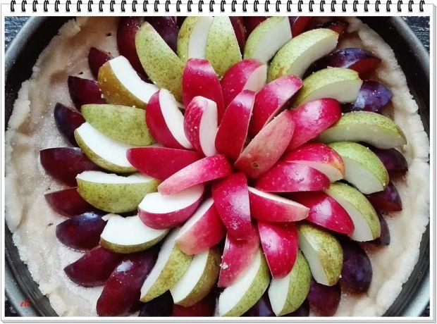 Ciasto Eli potrójnie owocowe