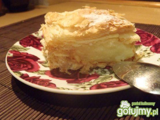 Przepis Ciasto Francuskie Z Masa Budyniowa Przepis Gotujmy Pl