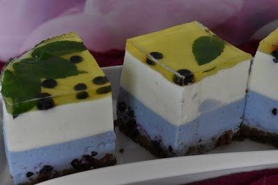 Ciasto Jagodowy Miętusek