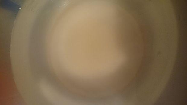 Ciasto jajko sadzone, czyli pianka z maślanki