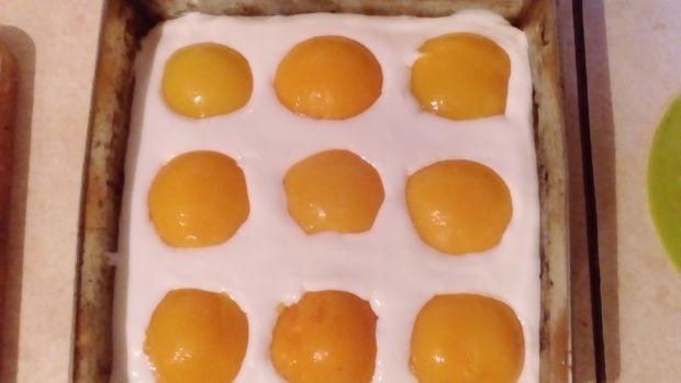 Ciasto jajko sadzone z szampańską nutą