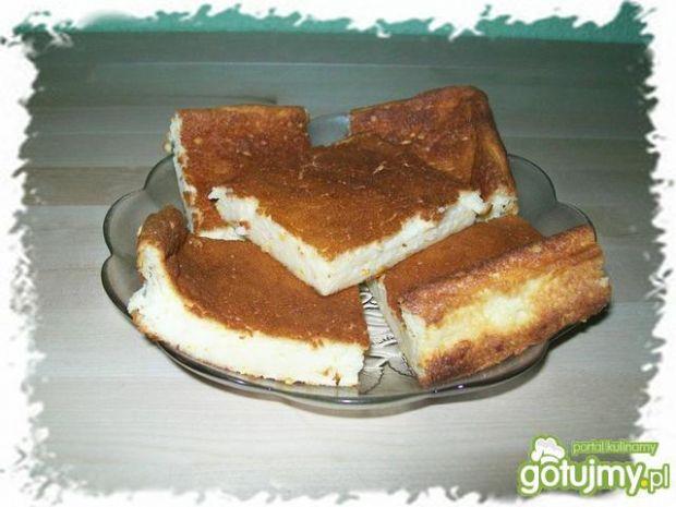 Ciasto jogurtowo - pomarańczowe