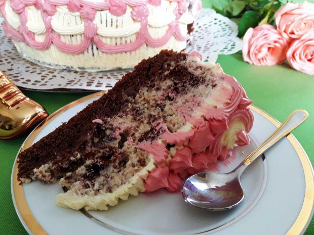 Ciasto kakaowe na kefirze - Kopciuszek