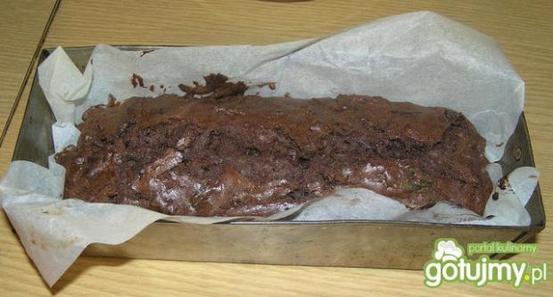 Ciasto kakaowo – miętowe