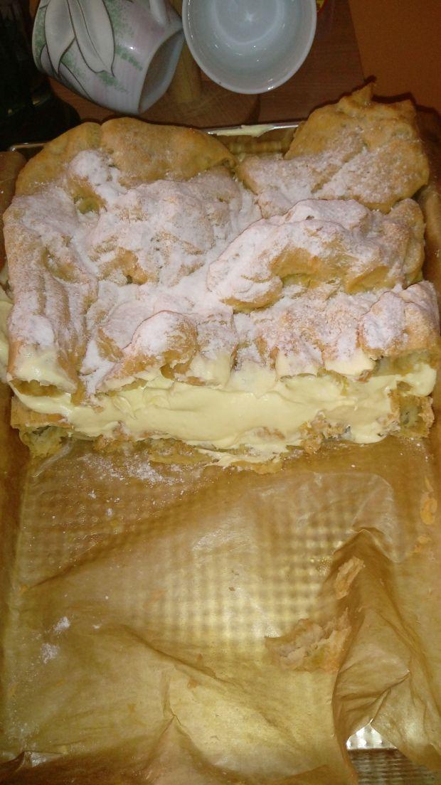 Ciasto Karpatka