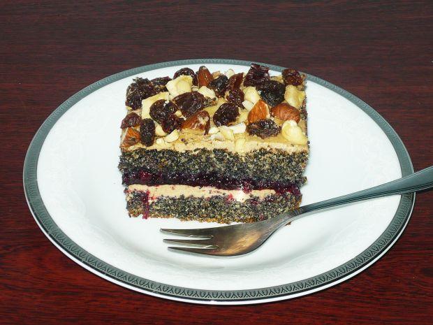 Ciasto kawowo- makowe