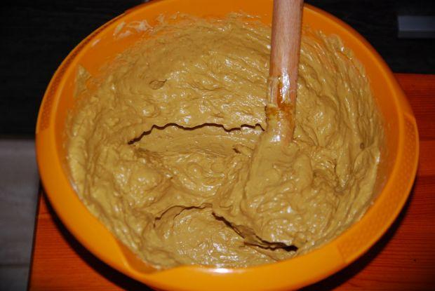 Ciasto kokosowo- kawowe