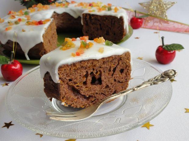 Ciasto korzenne z dynią